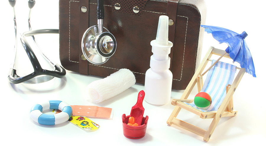 Cestování s léky