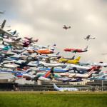 TOP 10 leteckých společností 2014